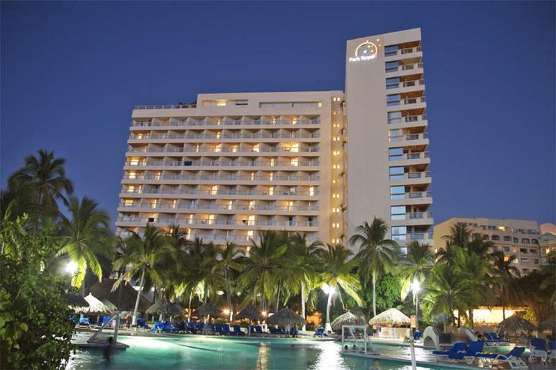 hotel park royal ixtapa fotos videos comentarios. Black Bedroom Furniture Sets. Home Design Ideas